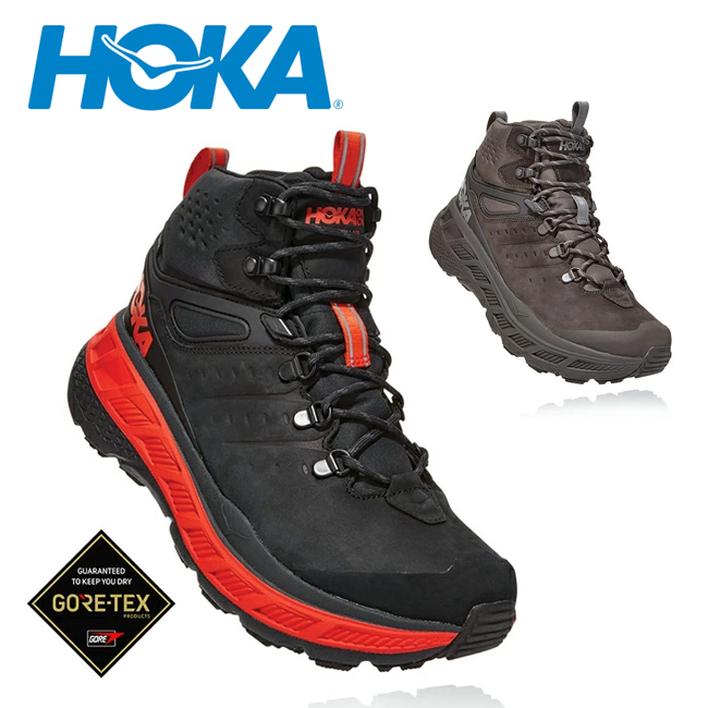 ★ HOKA ONE ONE ホカオネオネ STINSON MID GTX ステインソンミッド 1106515 【スニーカー/シューズ/アウトドア/メンズ】