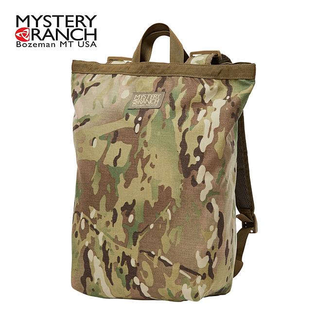 ★ MysteryRanch ミステリーランチ BOOTY BAG ブーティバッグ MultiCam 19761004 【トート/ショルダー/バッグ/2way/アウトドア】
