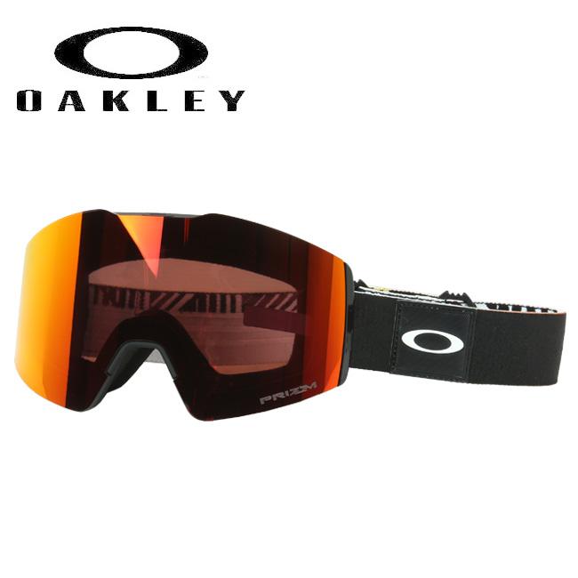 ★ 2020 OAKLEY オークリー Fall Line XM Corduroy Fade Prizm Torch Iridium フォールライン oo7103-05 ゴーグル 【日本正規品/スノーボード/スキー】