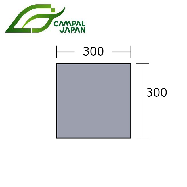 ★ CAMPAL JAPAN キャンパルジャパン PVCマルチシート 300×300用 1412 【テント/キャンプ/アウトドア】