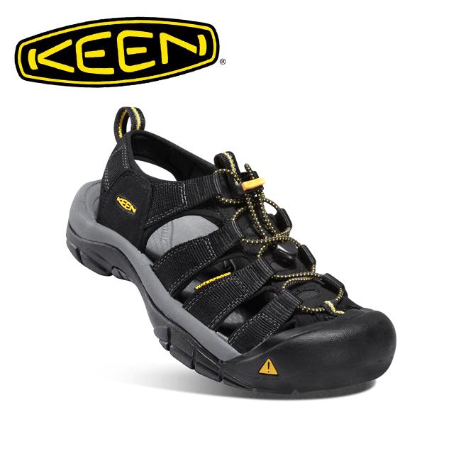 ★ KEEN キーン NEWPORT H2 ニューポートエイチツー BLACK 1001907 【サンダル/メンズ/アウトドア/レジャー】