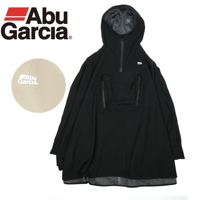 ★AbuGarcia アブガルシア ANORAK RAIN PONCHO アノラックレインポンチョ 20SAB-0011 【アウトドア/雨/釣り/海/川】