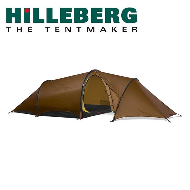 ★HILLEBERG ヒルバーグ アンヤン3GT 2.0 サンド 12770193 【アウトドア/テント/キャンプ】