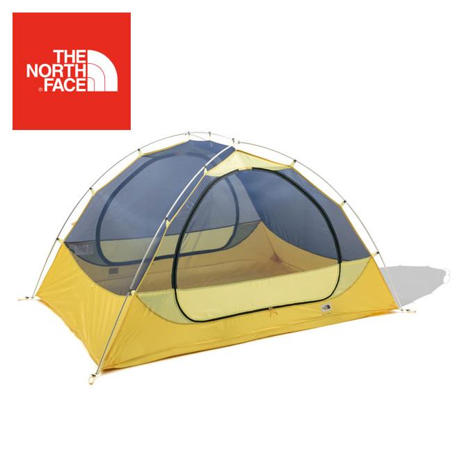 ★THE NORTH FACE ノースフェイス Eco Trail 3P エコトレイル NV22005 【テント/3人用/キャンプ/アウトドア】
