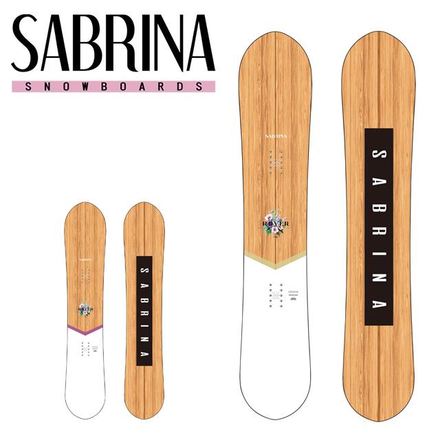 ★2020 SABRINA サブリナ ROVER ローバー 【2020/スノーボード/日本正規品】