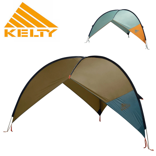★KELTY ケルティー Sunshade With Side Wall サンシェードウィズサイドウォール A40816720 【テント/アウトドア/キャンプ/日よけ】