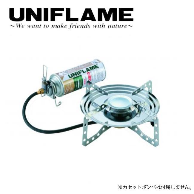 ★UNIFLAME ユニフレーム テーブルトップバーナーUS-D II 610107 【キャンプ/アウトドア/調理】