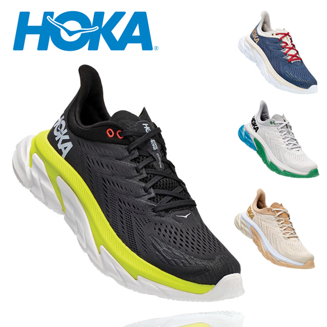HOKA ONE ONE ホカオネオネ CLIFTON EDGE クリフトンエッジ 1110510 【メンズ/靴/スニーカー/シューズ/アウトドア】