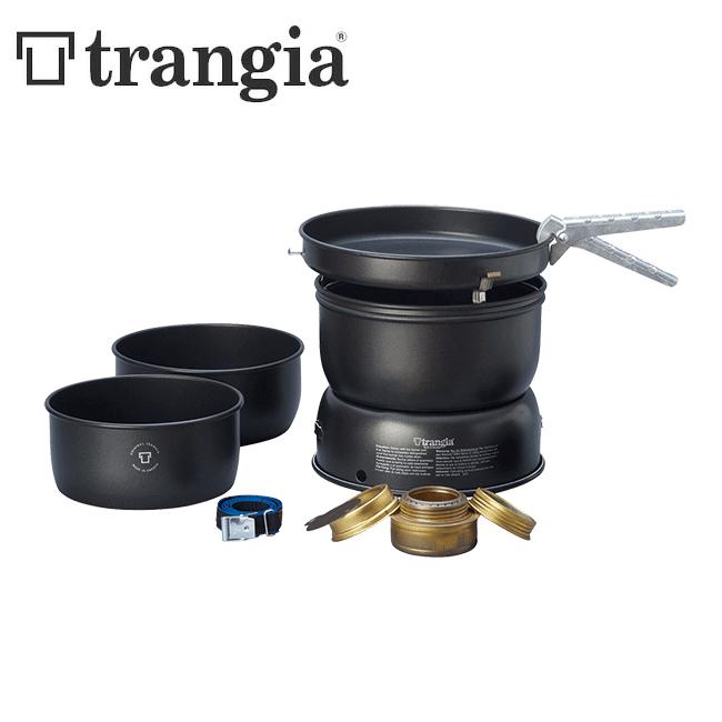 【trangia/トランギア】 調理器具 ストームクッカーL ブラック TR-35-5UL 【BBQ】【CKKP】 お買い得 【clapper】