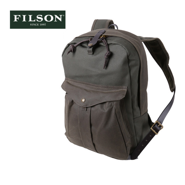 【FILSON/フィルソン】 バックパック Rugged Twill Backpack 70083 日本正規品 お買い得 【clapper】
