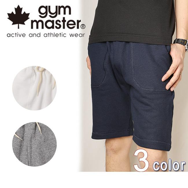ジムマスター gym master ショートパンツ CANADA スウェットショーツ 1513C 【clapper】