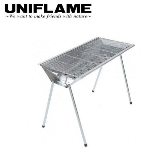 即日発送 【ユニフレーム UNIFLAME】 グリル UFタフグリル SUS-900/665411 【BBQ】【GLIL】【UNI-BBQF】 お買い得