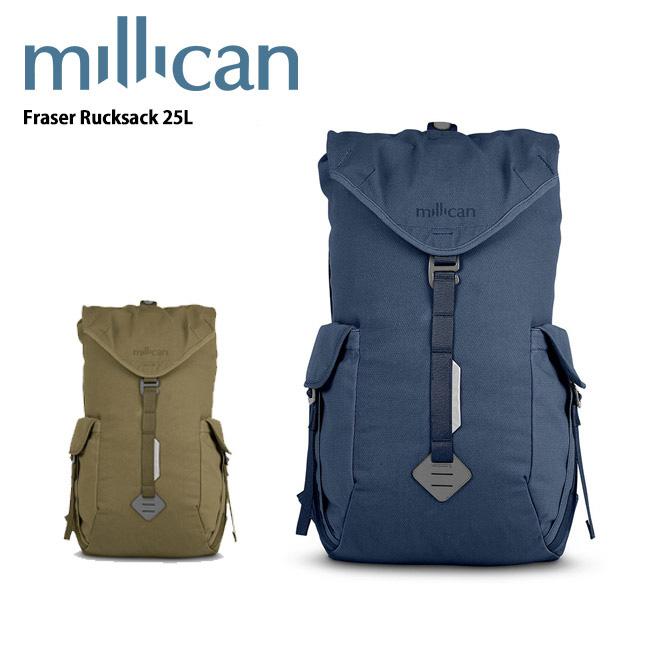 即日発送 【ミリカン/millican】 Fraser Rucksack 25L M013 【カバン】 バックパック お買い得