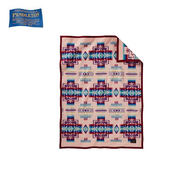【ペンドルトン/PENDLETON】 チーフジョセフクリフブランケット ZD632 /19373097 ピンク(51163) 【雑貨】 ブランケット 毛布 ひざ掛け ウール素材 お買い得 【clapper】