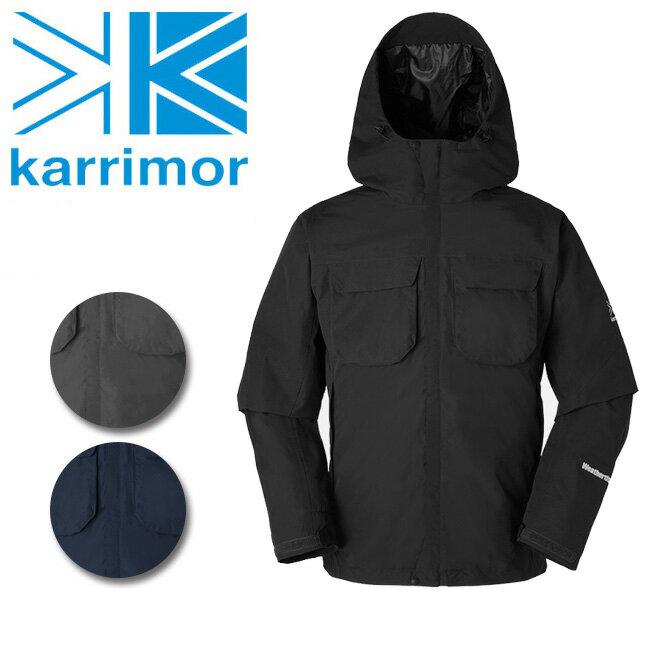 カリマー Karrimor ジャケット tycoon jkt タイクーン ジャケット 【服】 トップス|保温性|撥水|速乾|快適|防水透湿|ベンチレーション 【clapper】
