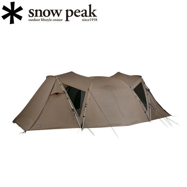 スノーピーク (snow peak) テント ヴァール Pro.air 4 Var Pro.Air 4 SD-650 【SP-TENT】【TENTARP】【TENT】 【clapper】