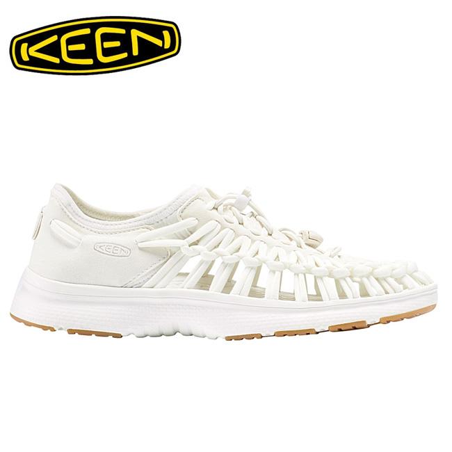 キーン KEEN サンダル UNEEK O2 ユニーク O2 White/Harvest Gold 1017054/メンズ【靴】 【clapper】