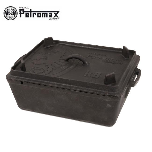 PETROMAX ペトロマックス ローフパン K8 12841 【BBQ】【CKKR】 スキレット 鍋 調理器具 5.5L 【clapper】