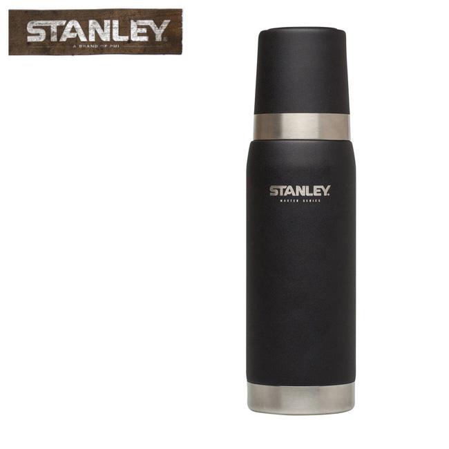 STANLEY/スタンレー マスター真空ボトル 0.75L 02660-005 ブラック 【雑貨】 日本正規品 水筒 ボトル 魔法びん お買い得 【clapper】