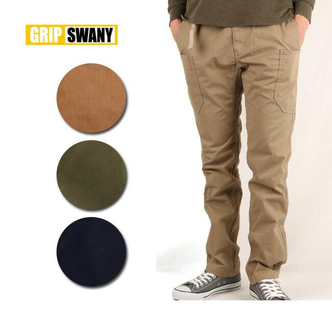 GRIP SWANY/グリップスワニー キャンプパンツ GSP-40 【服】パンツ ワークパンツ 【clapper】