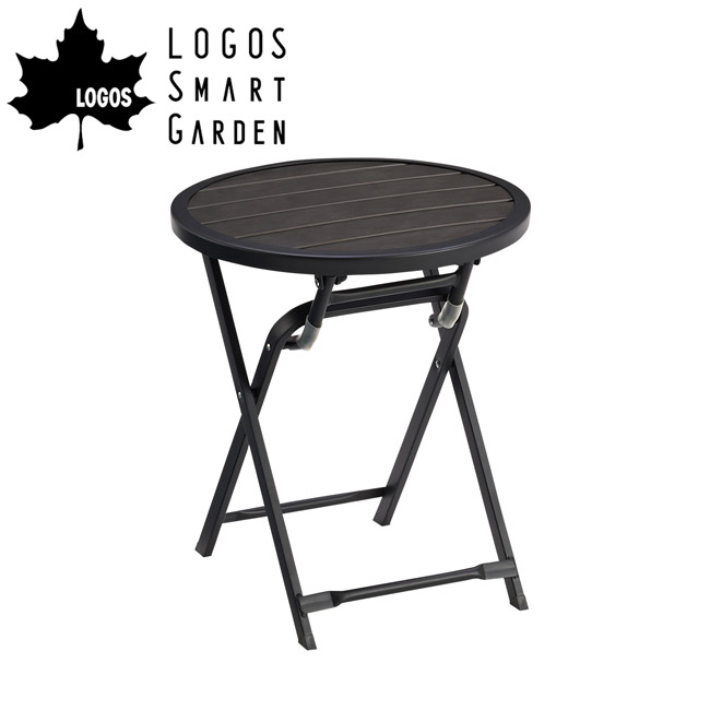 即日発送 【メーカーお取り寄せ】【代引き不可】ロゴス LOGOS LOGOS Smart Garden モノウッドFDテーブル 73200014 【LG-FUNI】