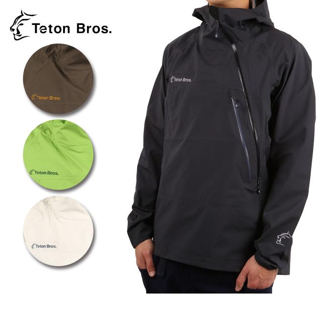 即日発送 Teton Bros/ティートンブロス Tsurugi Lite Jacket TB171-050 【服】 ジャケット 防風 撥水 防水 アウトドア