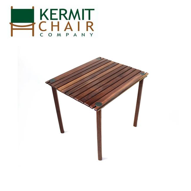 即日発送 【日本正規品】 カーミットチェアー kermit chair テーブル Kermit TABLE WALNUT KC-KTB110 【FUNI】【TABL】