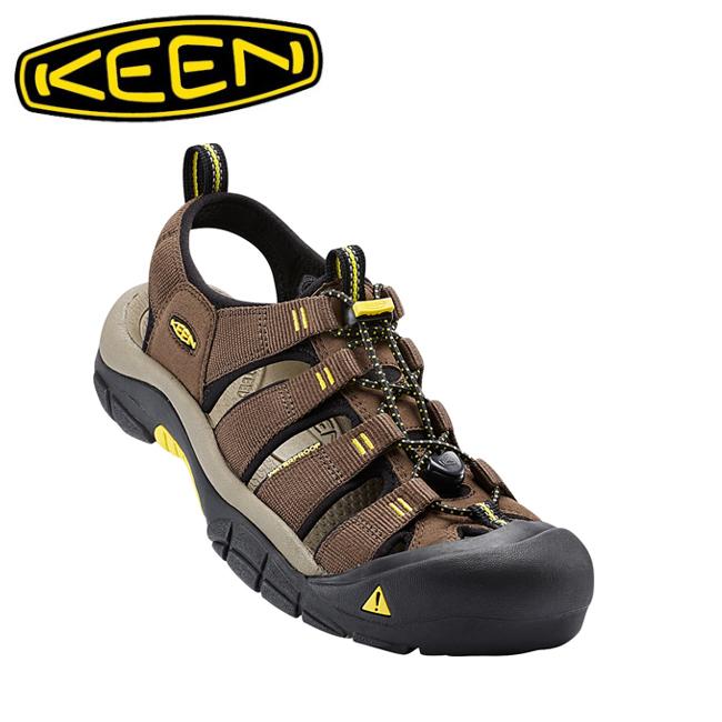 キーン KEEN サンダル NEWPORT H2 ニューポート H2/Dark Earth Acacia 1016285 メンズ 【靴】カジュアル アウトドア 海 ウォータースポーツ 【clapper】