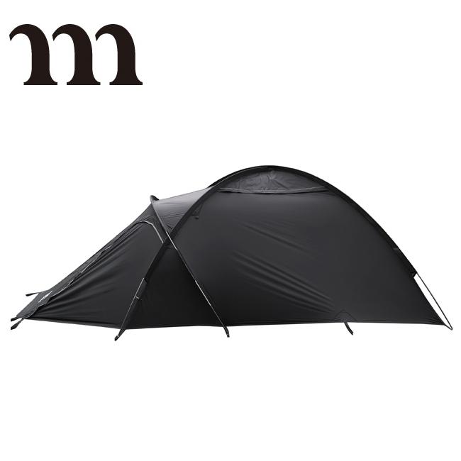 MURACO/ムラコ BLACK BEAK 2P(2人用) 【TENTARP】【TENT】 テント アウトドア キャンプ 【clapper】