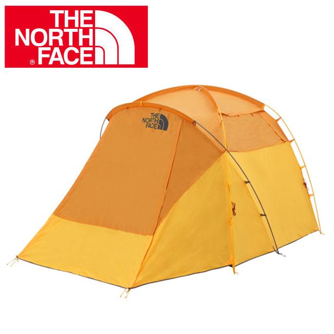 ★ ノースフェイス THE NORTH FACE テント ワオナ4 Wawona 4 NV21703 【TENTARP】【TENT】