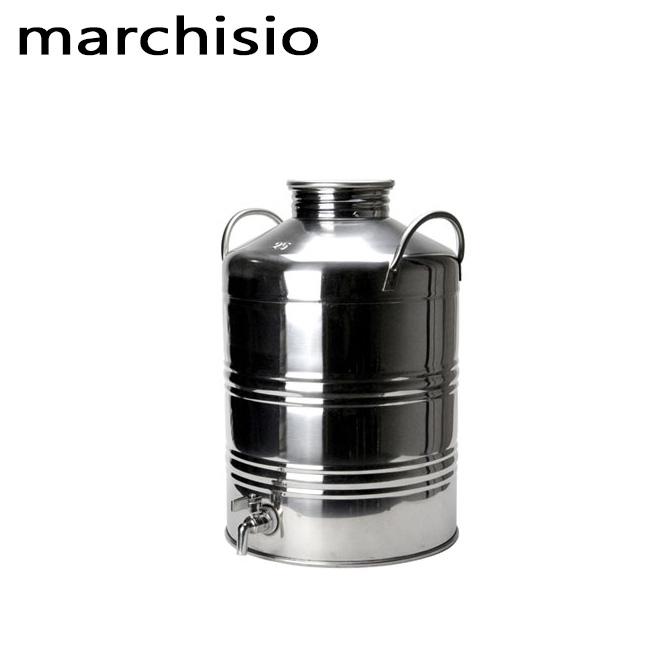 marchisio マルキジオ Oil Drum オイルドラム(25L) 322625 【雑貨】 ディスペンサー ウォーターディスペンサー ウォータージャグ アウトドア イベント ウォーターサーバー キャンプ 【clapper】