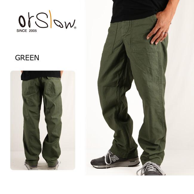 Orslow/オアスロウ パンツ US ARMY FATIGUE 01-5002 【服】メンズ 定番 【clapper】