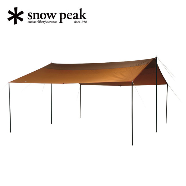 即日発送 スノーピーク (snow peak) タープ アメニティタープ レクタL セット TP-852S 【SP-TARP】