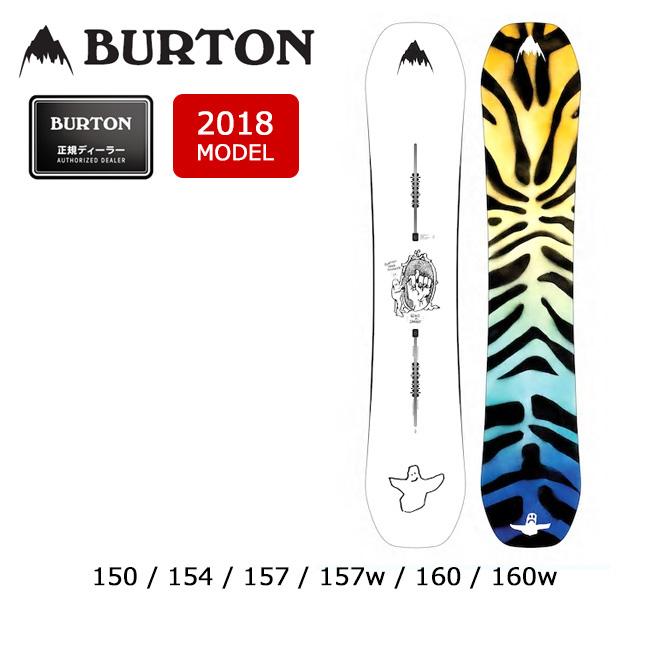 即日発送 2018 BURTON バートン スノーボード 板 フリーシンカー FREE THINKER 【板】 MENS メンズ