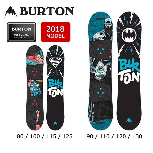 即日発送 2018 BURTON バートン スノーボード 板 チョッパー CHOPPER DC COMICS 【板】 キッズ ジュニア