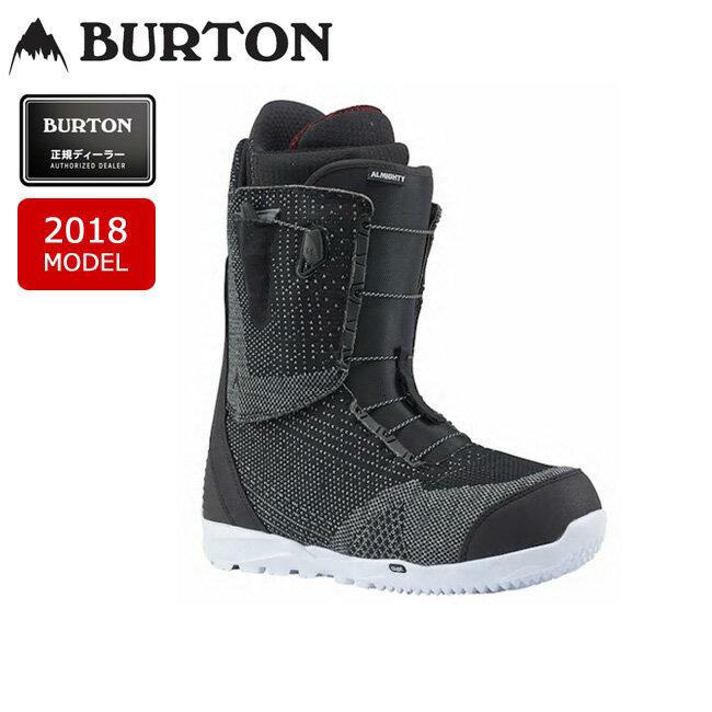 即日発送 2018 BURTON バートン ブーツ ALMIGHTY オールマイティ 【ブーツ】MENS 日本正規品