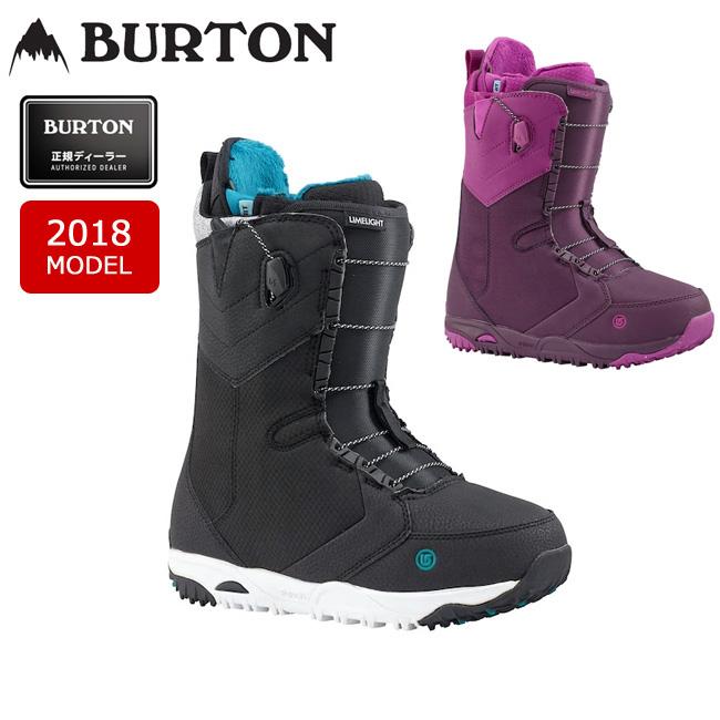 即日発送 2018 BURTON バートン ブーツ LIMELIGHT ASIAN FIT アジアンフィット ライムライト 【ブーツ】WOMENS 日本正規品