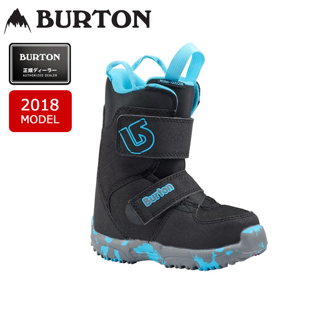 2019 BURTON バートン ブーツ MINI GROM ミニ グロム 【ブーツ】キッズ 日本正規品 継続 【clapper】