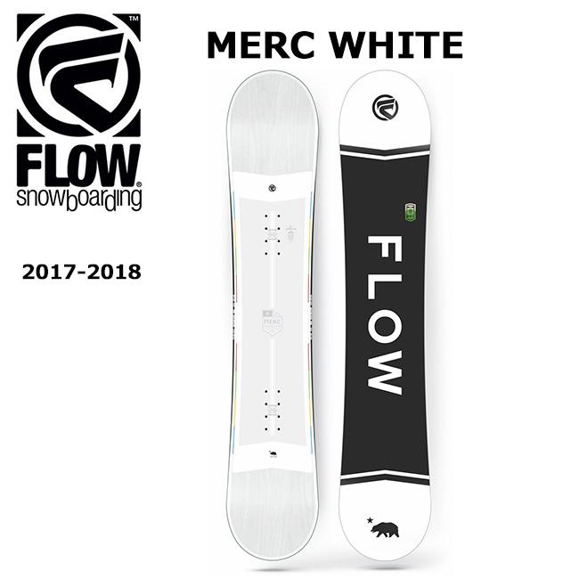新品?正規品  即日発送 2018 FLOW 2018 フロー MERC スノーボード 板 即日発送 MERC WHITE【板】, パーティードレス通販オトナGIRL:a085ecd1 --- canoncity.azurewebsites.net