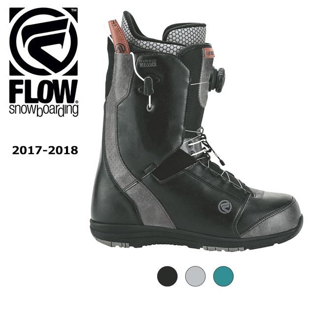 即日発送 2018 FLOW フロー ブーツ TRACER HEEL-LOCK COILER 【ブーツ】メンズ