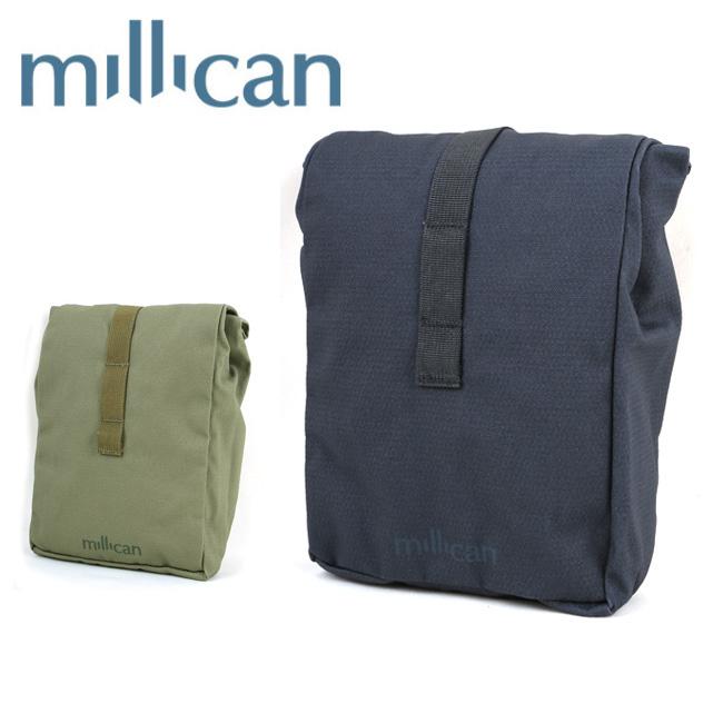 即日発送 ミリカン millican ポーチ Smith Utility Pouch 2.5L M336 【カバン】 アウトドア トラベル 耐候性