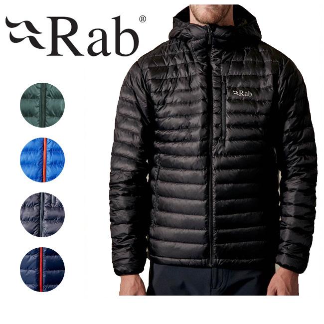 即日発送 RAB/ラブ ジャケット Microlight Alpine Jacket マイクロライト アルパインジャケット/qda-62
