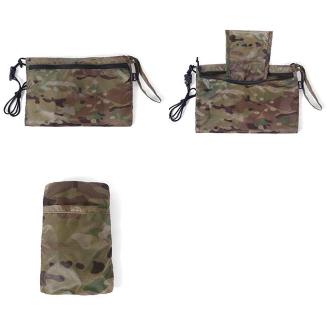 即日発送 TERG/ターグ サコッシュ V2 (#2) マルチカモ 19930017019000 ショルダーバッグ 鞄