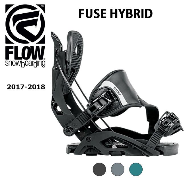 即日発送 2018 FLOW フロー ビンディング FUSE HYBRID 【ビンディング】