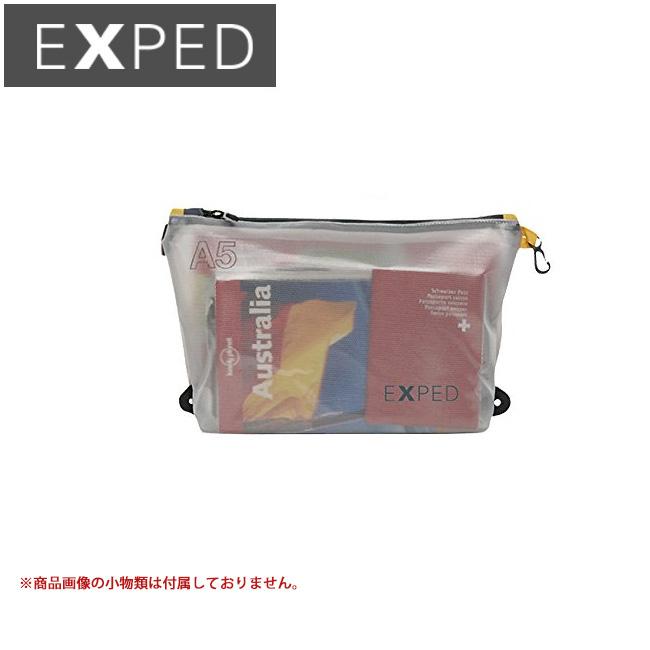エクスペド EXPED ポーチ VISTA ORGANISER A5 397242  ポーチ アウトドア 耐水性