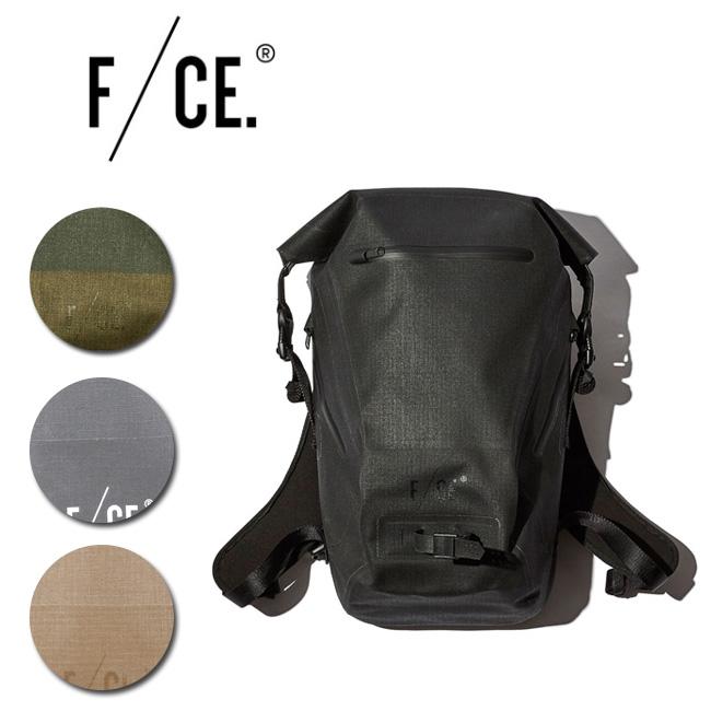 F/CE エフシーイー バックパック NO SEAM ROLLTOP DR0010 【カバン】正規品 FCEユニセックス (F/CE エフシーイー) フィクチュール FICOUTURE 【clapper】