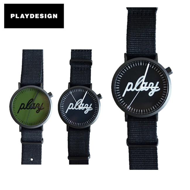 PLAYDESIGN プレイデザイン 腕時計 P01TIME PLAY ANALOG PL-0004 【雑貨】 【clapper】