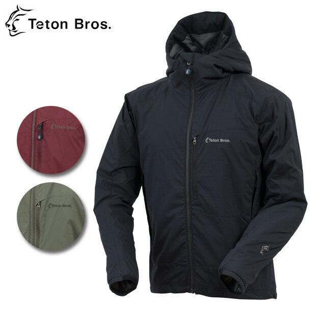【全品エントリーでプラス5倍 4/9 20時~】Teton Bros/ティートンブロス ジャケット Wapiti Hoody 173150 【服】アウター アウトドア 登山 【clapper】