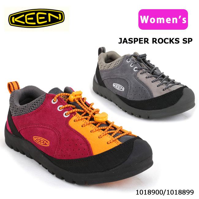 キーン KEEN スニーカー JASPER ROCKS SP ジャスパー ロックス エスピー 1018900/1018899 レディース 【靴】 アウトドアスニーカー カジュアルシューズ ハイキング 【clapper】