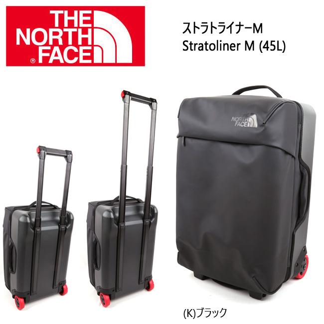 即日発送 ノースフェイス THE NORTH FACE トラベル・ウィーラー ストラトライナーM Stratoliner M (45L) NM81819 【NF-BAG】日本正規品